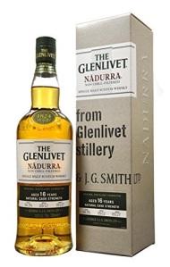 The Glenlivet Nadurra, Cask Strength Malt Whisky