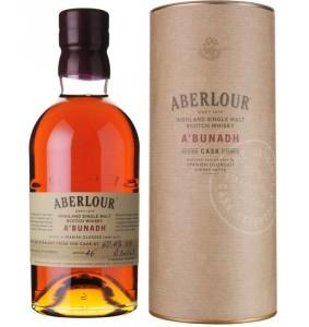 Aberlour A'Bundah, Cask Strength Malt Whisky